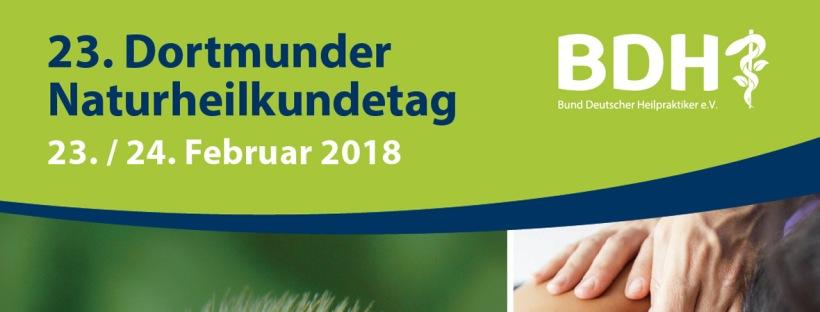 Naturheilkundetag Dortmund Header